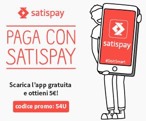 pagamento Satispay