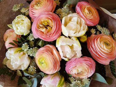 Flower designer a Milano
